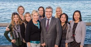 Monterey Dental Contours staff