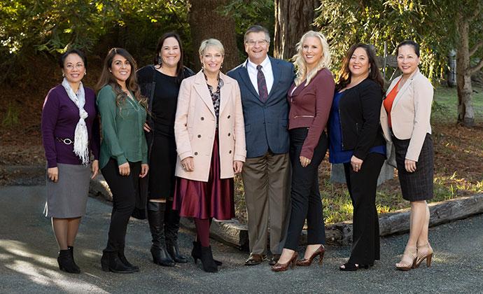 Monterey Dental Contours staff